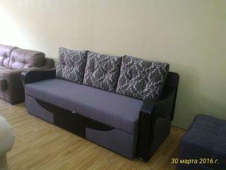Фотография дивана Прямой Комфорт три в одном 36