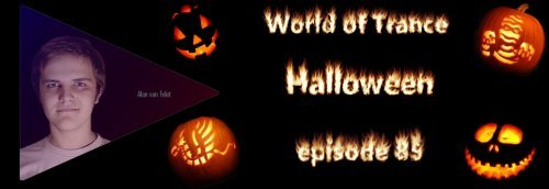 Halloween on World of Trance!!