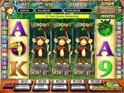 Слот Monkey Money