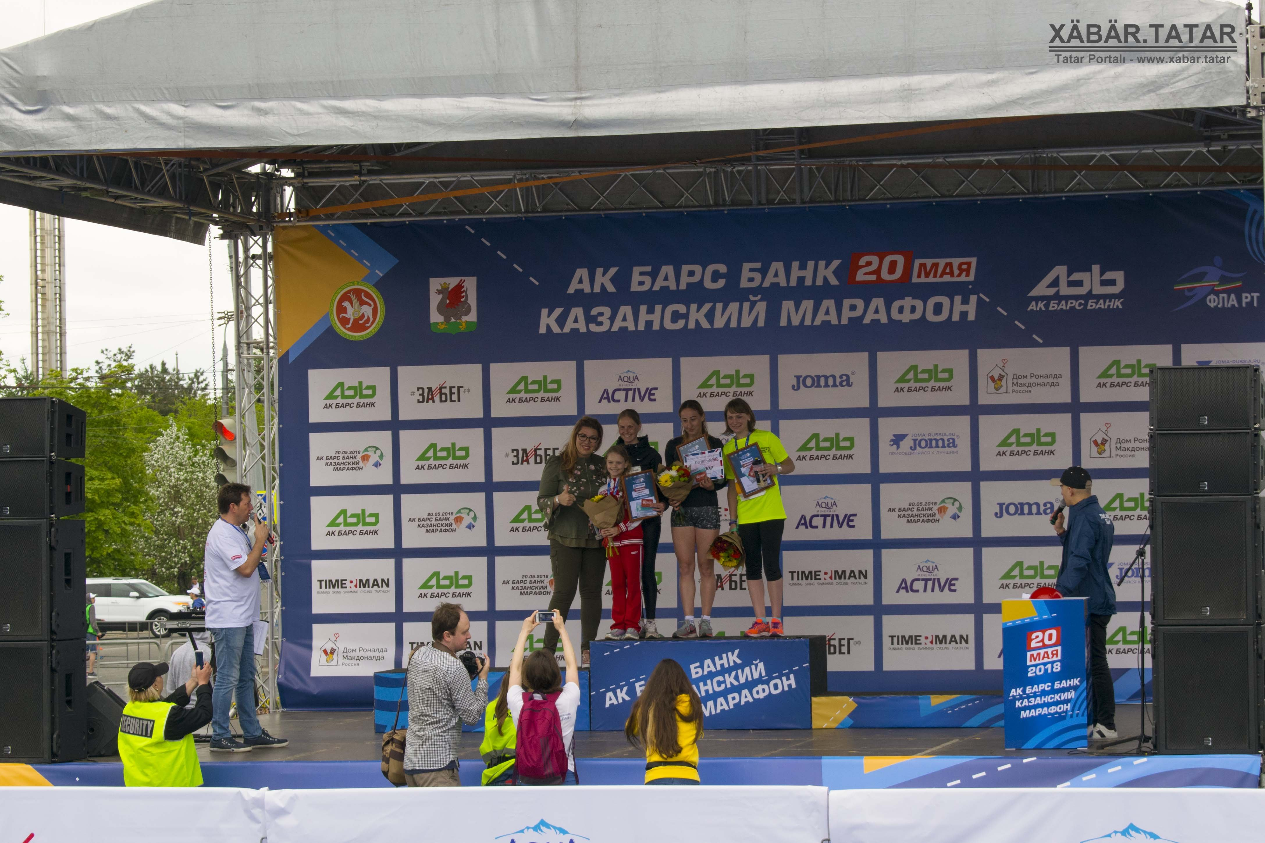 Казанский марафон - 2018