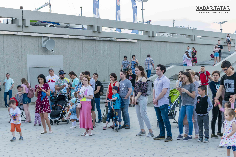 Концерт современной татарской музыки