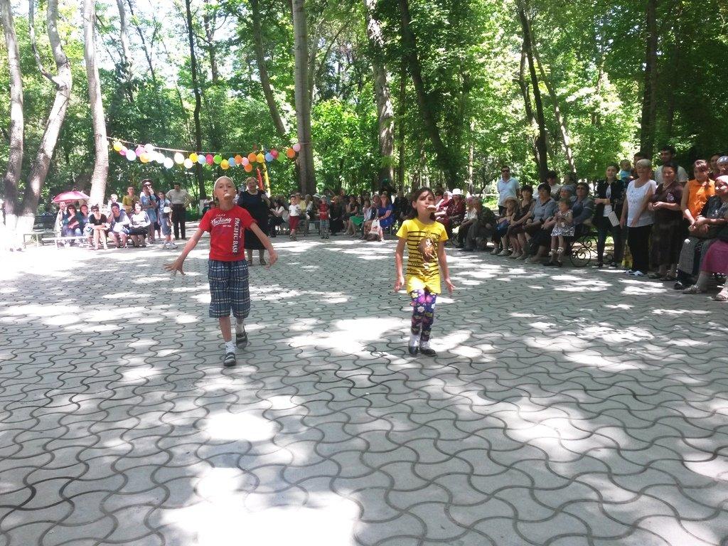 Сабантуй 2017, город Ош