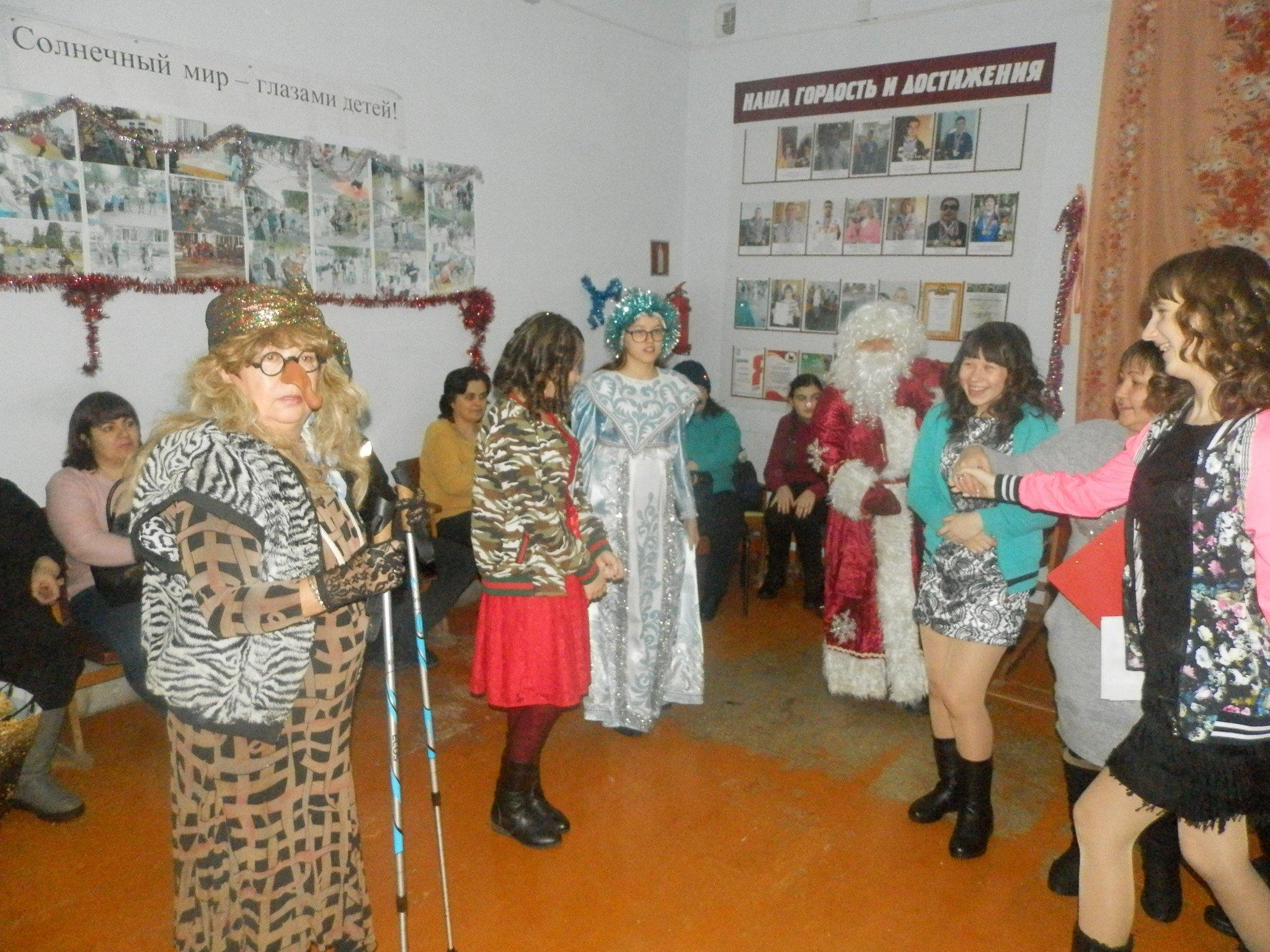 Елка ООИК Виктория